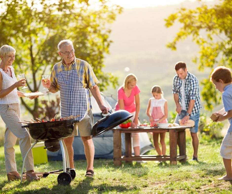 jak grillować warzywa owoce mięso