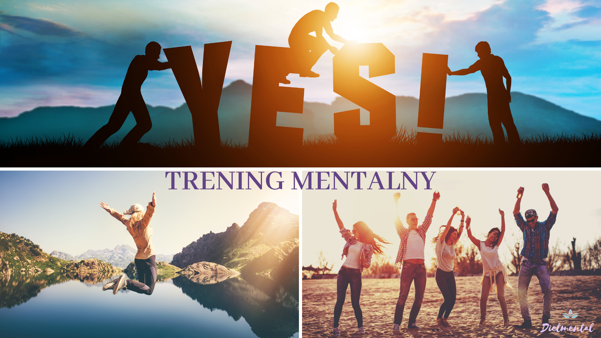 trening mentalny